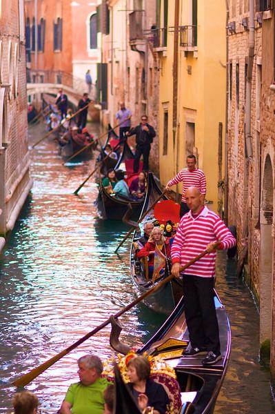 Traffic, Venezia