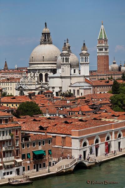 Duomo Group in Venice