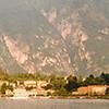 Panorama of Bellagio, Lake Como