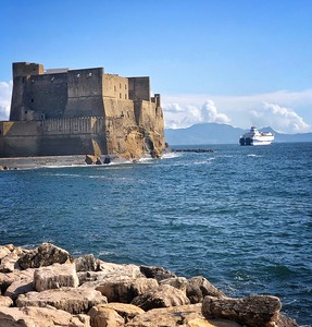 Naples: Castell d'Ovo