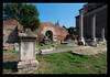 Ruins in Ancient Rome's Capitoline Museums. 9/11