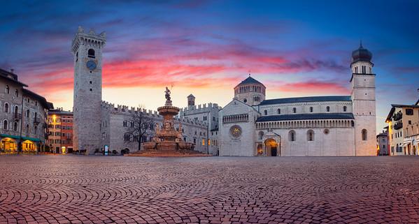 Trento, Italy.