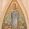 Mosaic of the Madonna, Susa