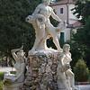 Fountain at Villa Tacchi