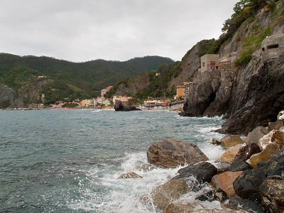 Fegina, Monteroso al Mare, Cinque Terre