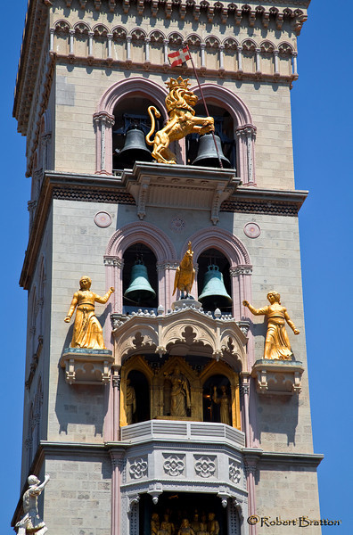 Bell Tower of the Cathedral of Messina