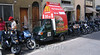 """I'm lovin' it!!!""<br /> McDonald<br /> Florence, Italy, 2005"