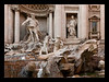 "Rome's ""Trevi Fountain"" I threw some coins in to wish my friends and family a visit here. 9/2011, Black & White Score 12/15."