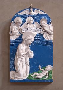 Luca della Robia, Terra-Cotta, Museo del Bargello, Firenza