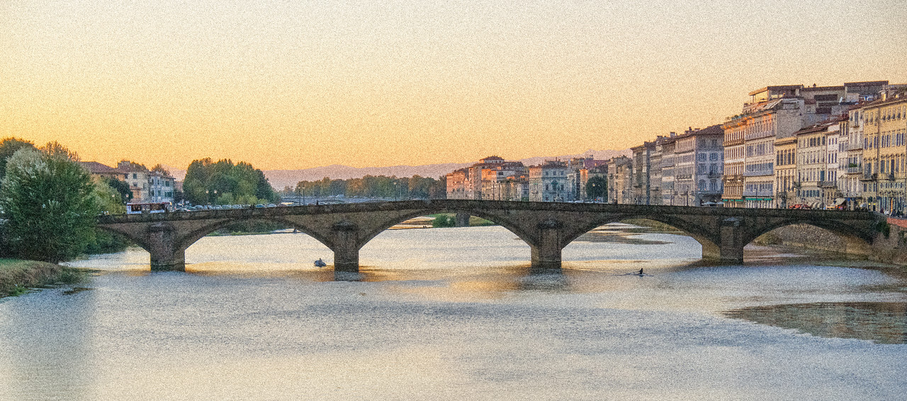 The Arno at Florence