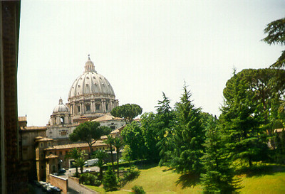 Vatican City -- Rome, Italy
