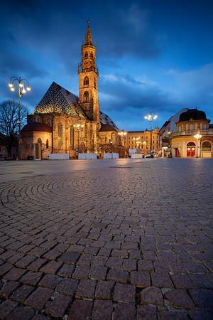 Bolzano, Italy.