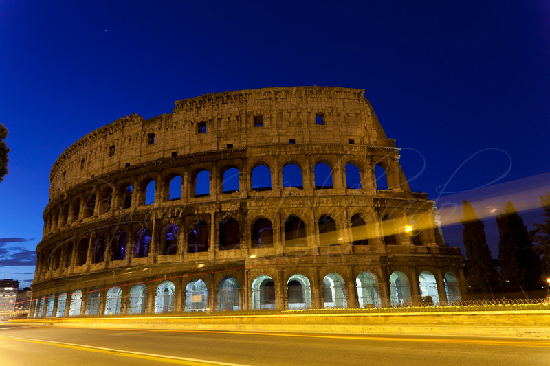 Coloseo, Rome Italy