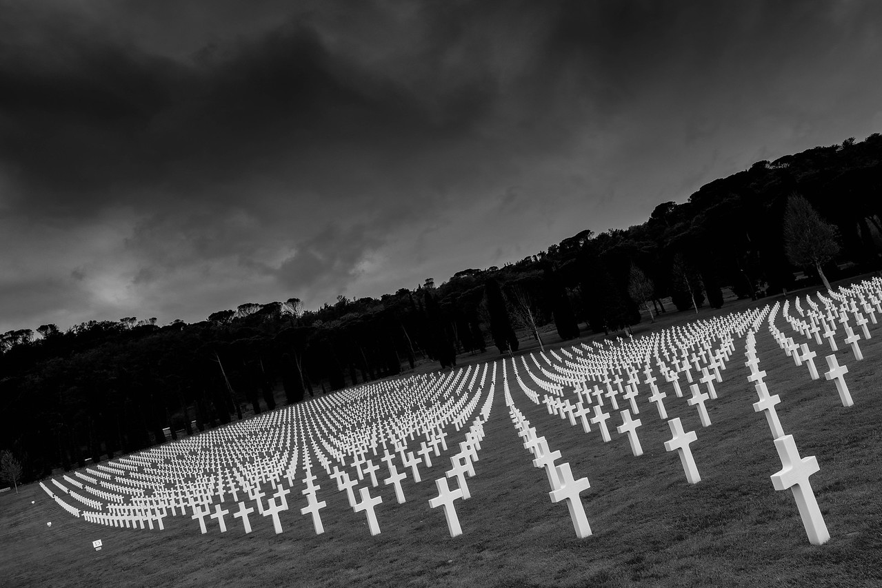 Italy-florence-american-cemetery-memorial-graves-1-1-HDR-4