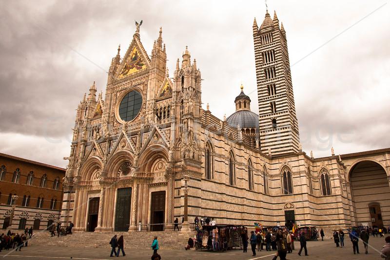 Siena-Santa Maria Assunta-The Duomo
