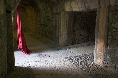 Curtain Call.  Arena di Verona, Verona, Italy.