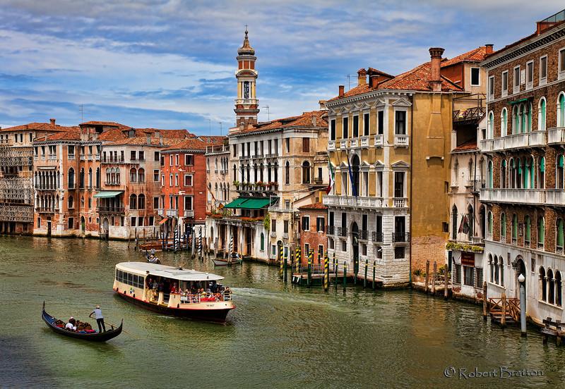 """Major """"Highway"""" in Venice"""