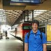 Train to Interlaken, Switzerland