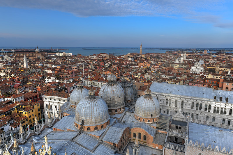 Saint Mark's Square - Venice Italy