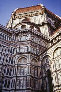 The Duomo, Firenze;