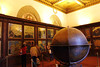 Map room in Palazzo Vecchio, from around the time Columbus was exploring.