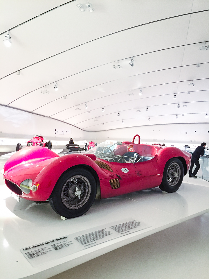 The Ferrari Experience. Don't miss the Enzo Ferrari Museum in Italy, even if you aren't a car lover you'll appreciate the history and culture of Ferrari in Italy.