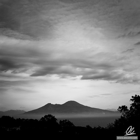 The profile of the beast - Il vulcano Vesuvio