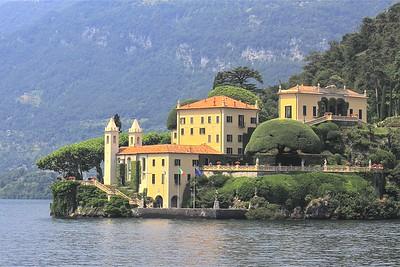 Milano and Lake Como 2012