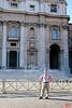 St. Peter's Basilica.<br /> IMG_1176.JPG