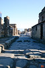 This was one of two major east-west streets in Pompeii. The road extends for more than 2 km, but only part has been excavated.<br /> IMG_1072.JPG