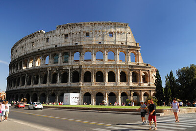DSC_7823 Rome Colosseum 09072009 R