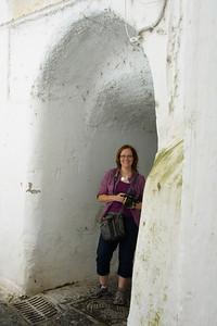 Molly at Amalfi
