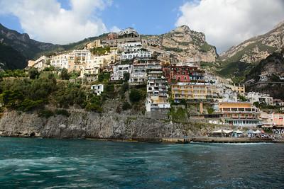 Returning to Positano