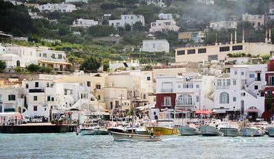 On the Isle of Capri