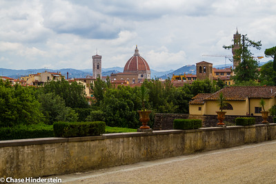 Duomo from Pitti