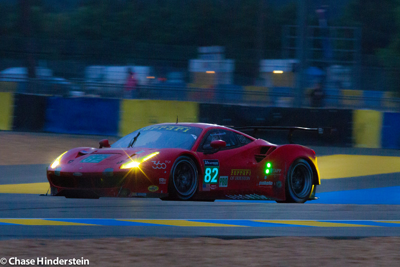 Ferrari Night