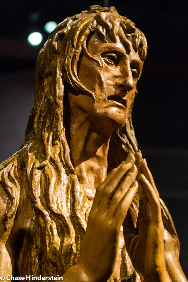 Donatello - Mary Magdalene