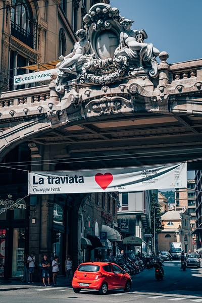 Genova Via XX Settembre