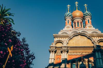 San Remo Russian Orthodox Church