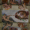 April 12, 2010-The guards seemed to be condoning the filming and photographing of the Sistine Chapel. Maybe because of the sexual abuse scandals in the media?