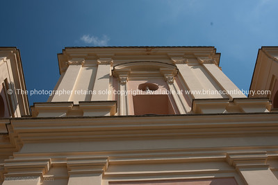 Catholic cathedral. Basilica di San Sepolcro, Aquapendente,  Italian images.