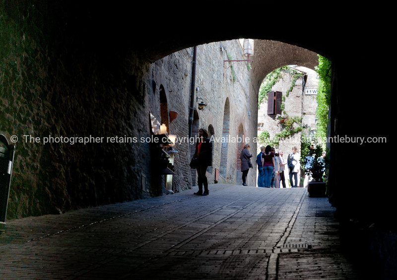 "The Italian Experience, Tuscan walled city of San Gimignano SEE ALSO:    <a href=""http://www.blurb.com/b/2322683-spqr-italy"">http://www.blurb.com/b/2322683-spqr-italy</a> and  <a href=""http://www.blurb.com/b/2314371-gubbio-medieval-italy"">http://www.blurb.com/b/2314371-gubbio-medieval-italy</a>"