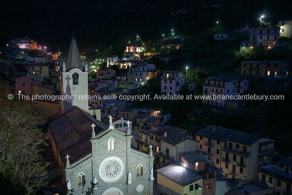 Italy., Cinque Terre.