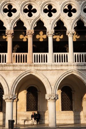 Palazzo ducale, Venice.
