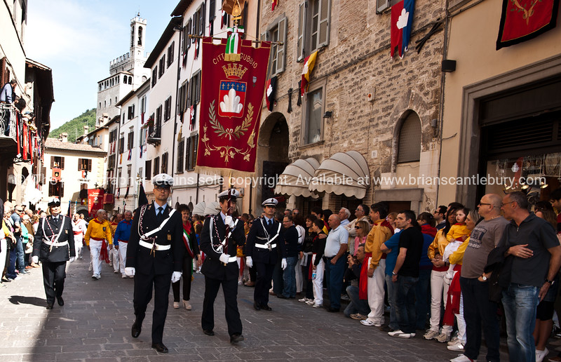 "Umbria, Italy, Gubbio on annually May 15 celebrates Festa dei Ceri.<br /> Umbria, Italy. SEE ALSO:    <a href=""http://www.blurb.com/b/2322683-spqr-italy"">http://www.blurb.com/b/2322683-spqr-italy</a> and  <a href=""http://www.blurb.com/b/2314371-gubbio-medieval-italy"">http://www.blurb.com/b/2314371-gubbio-medieval-italy</a>"