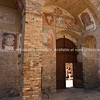 Inside Walled city, San Gimignano. Italian images.
