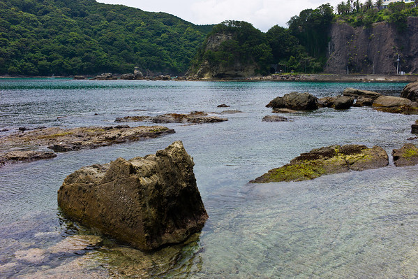 Izu beach - June 2013