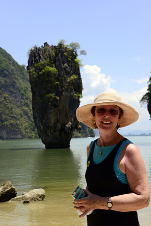 JAMES BOND ISLAND - PHUKET - THAILAND 2014