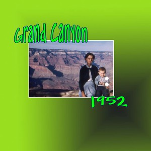 The Grand Canyon - 1952