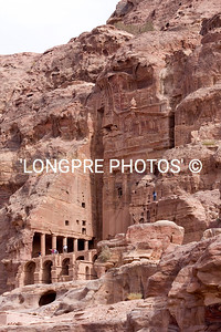 PETRA large temple.